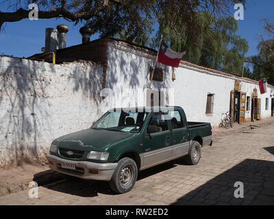 Chevrolet LUV pick up truck in Chile 2019 - Stock Image