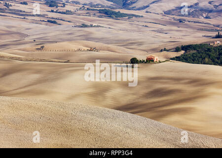 Farm Fields - Stock Image