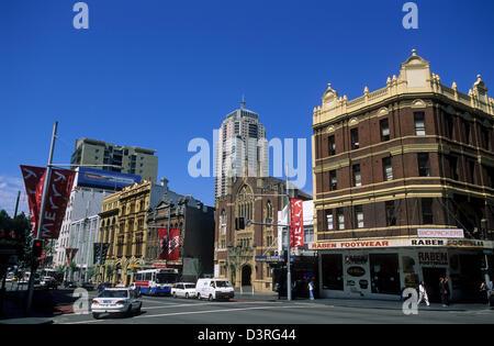 Sydney NSW - Stock Image