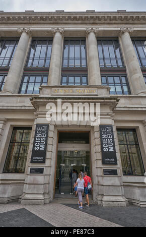 The science museum London - Stock Image
