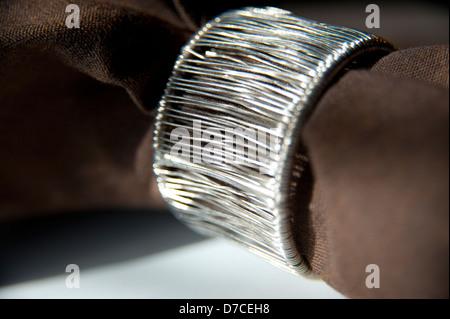 Napkin holder - Stock Image