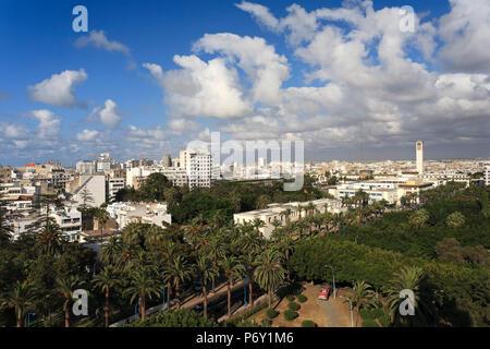 Morocco, Casablanca - Stock Image