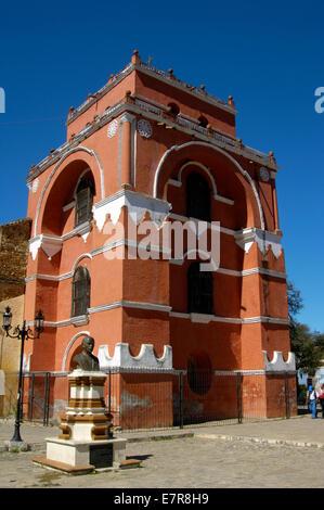 El Carmen Arch in San Critobal - Stock Image