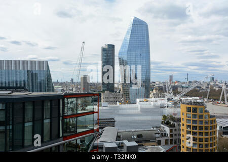 City of London skyline, London, UK - Stock Image