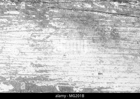 White Grunge Wood Board Background. - Stock Image