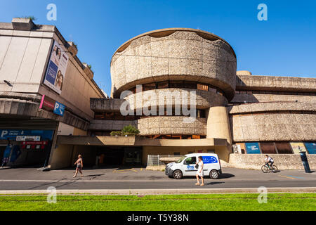 BORDEAUX, FRANCE - SEPTEMBER 17, 2018: Sea Marine Museum or Musee Mer Marine in the centre of Bordeaux city in France - Stock Image