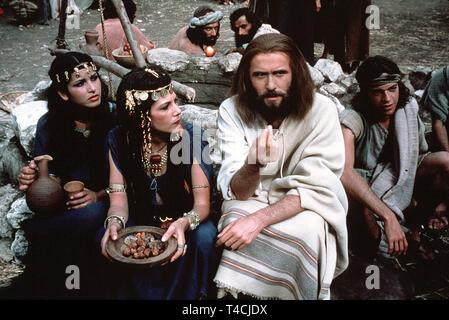 BRIAN DEACON, JESUS, 1979 - Stock Image
