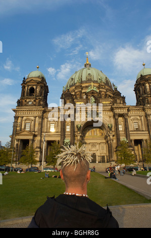 Berliner Dom, Berlin Germany - Stock Image