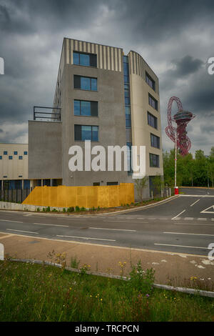 bobby moore academy - Stock Image