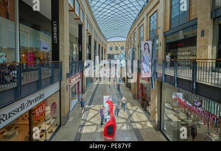 grand arcade shopping centre cambrdge - Stock Image