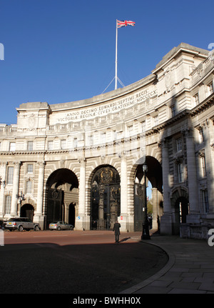 Admiralty Arch London - Stock Image