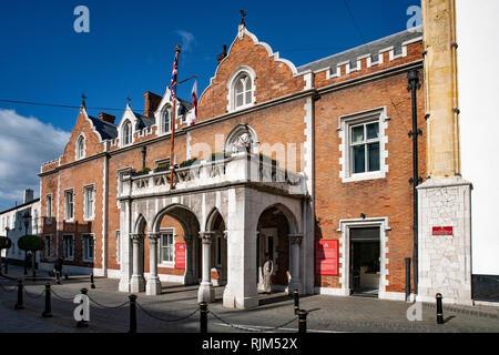 Governors residence Gibraltar - Stock Image