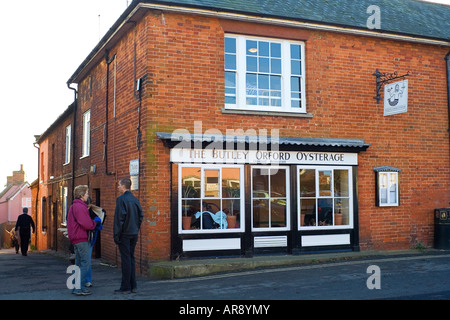 The Butler Orford Oysterage Restaurant - Stock Image