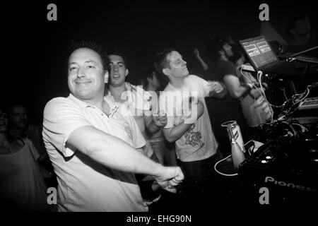 Shake It in a warehouse in London SE1 on July 4th 2009. - Stock Image