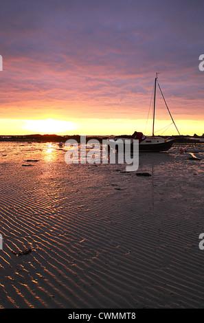 La Roque at dawn - Stock Image