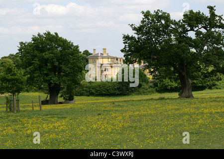 Haydon Hill House, Near Oxhey, Bushey, Hertfordshire. - Stock Image