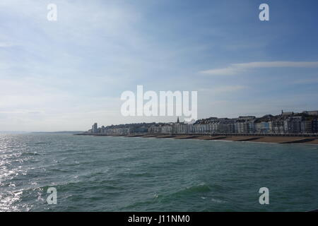 Hastings, East Sussex - Stock Image