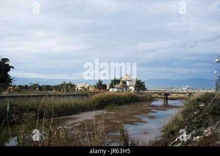 Shweli River - Stock Image