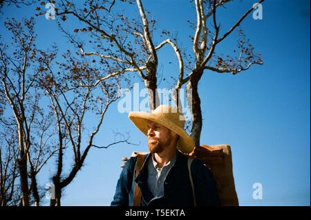 AT ETERNITY'S GATE (2018)  WILLEM DAFOE  JULIAN SCHNABEL (DIR)  CBS FILMS/MOVIESTORE COLLECTION LTD - Stock Image