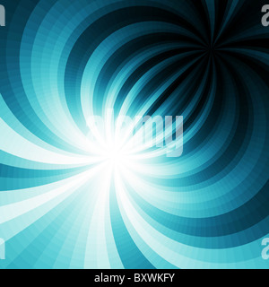 Abstract background with light and stripes - Stock Image