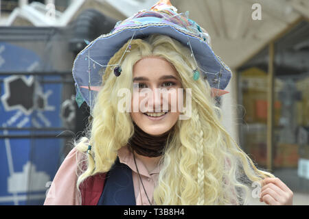 Taako, London Games Festival, Guildhall Yard, City of London. UK - Stock Image