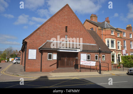 Christadelphian Hall, rother Street, Stratford upon Avon, Warwickshire - Stock Image