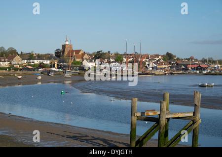 Maldon Essex England - Stock Image