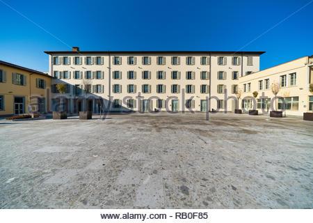 Università degli Studi di Bergamo, Italy - Stock Image
