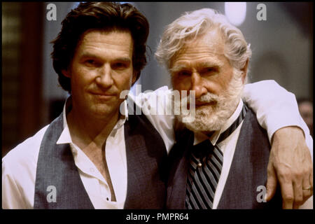 Prod DB © MGM / DR BLOWN AWAY (BLOWN AWAY) de Stephen Hopkins 1994 USA avec Jeff Bridges et Lloyd Bridges pere et fils,  d'apres le scŽnario de John Rice - Stock Image
