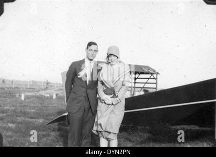 AL009B 168 Hicksville Aviation Country Club, Hicksville, NY - Stock Image