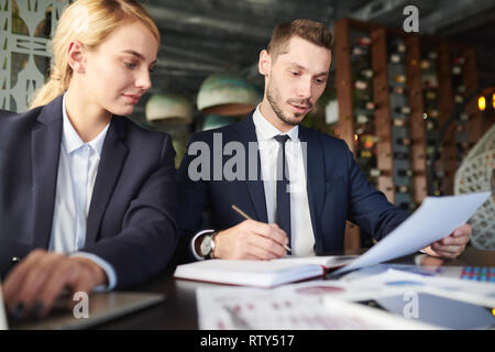 Organization work - Stock Image