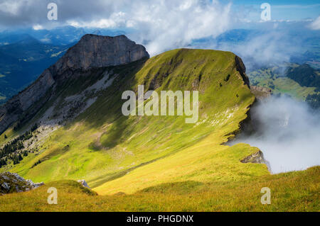 Cloudy Tomlishorn - Stock Image