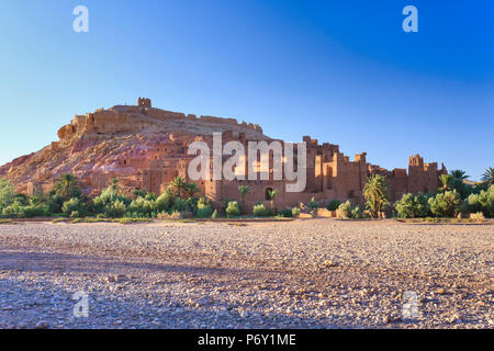 Morocco, Kasbah Ait Benhaddou - Stock Image