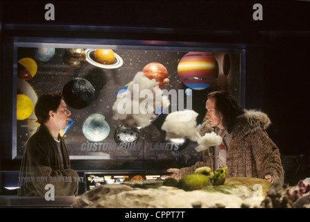 The Hitchhiker's Guide to the Galaxy - Stock Image