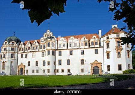 Germany, Germany, Lower Saxony, Celle, castle, castle, duke's castle, Herzogschloss - Stock Image