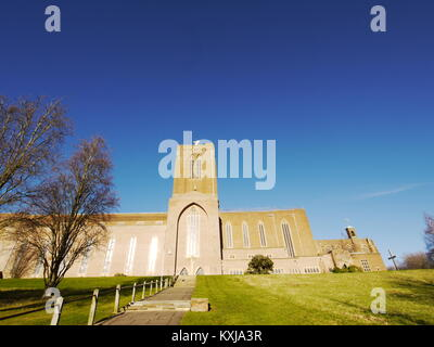 Guildford Cathedral,Guildford, Surrey, England, UK - Stock Image