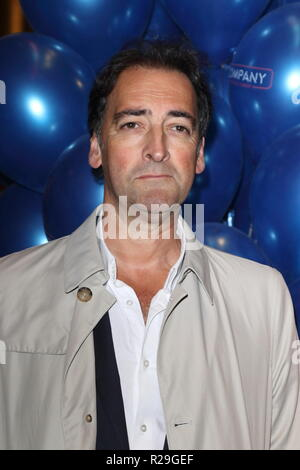 Company - opening VIP night at the Gielgud Theatre, Shaftesbury Avenue, London  Featuring: Alistair McGowan Where: London, United Kingdom When: 17 Oct 2018 Credit: WENN.com - Stock Image