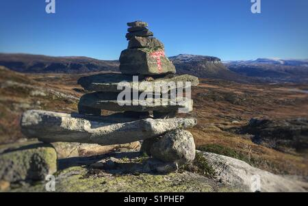 Cairn - Stock Image