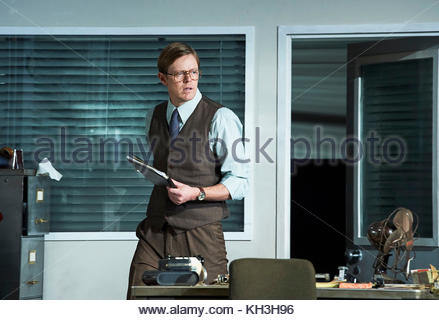 Glengarry Glen Ross by David Mamet, directed by Sam Yates. With  Kris Marshall as John Williamson. Opens at The - Stock Image