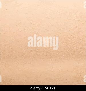 clean sand background - Stock Image