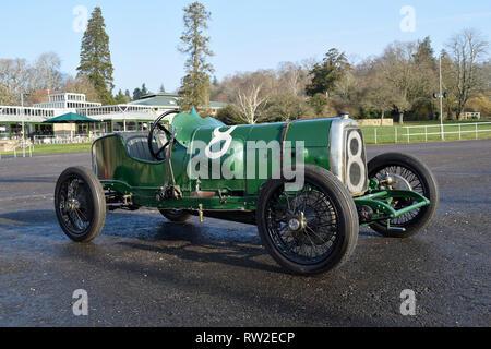 1922 Aston Martin 1.5 litre Strasbourg - Stock Image
