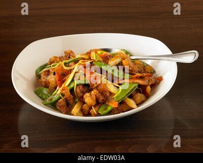 Spicy Fish - Stock Image