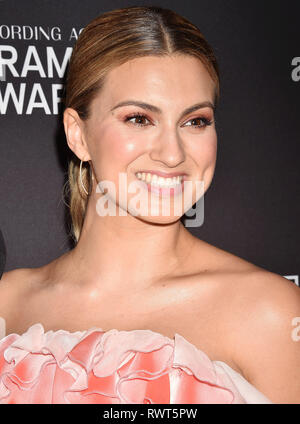 TORI KELLEY American singer at The Recording Academy And Clive Davis' 2019 Pre-GRAMMY Gala at The Beverly Hilton Hotel on February 9, 2019 in Beverly Hills, California. Photo: Jeffrey Mayer - Stock Image