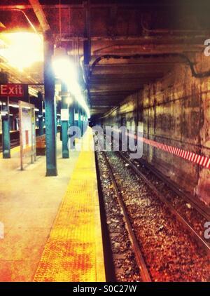 Subway NYC - Stock Image