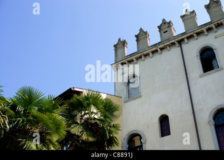 Italian Construction - Stock Image