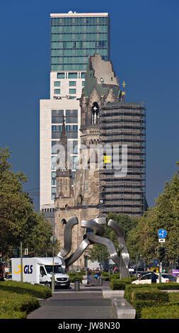 Waldorf Astoria Berlin - Stock Image