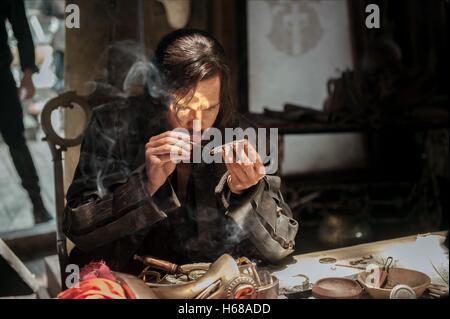 TOM RILEY DA VINCI'S DEMONS : SEASON 2 (2014) - Stock Image
