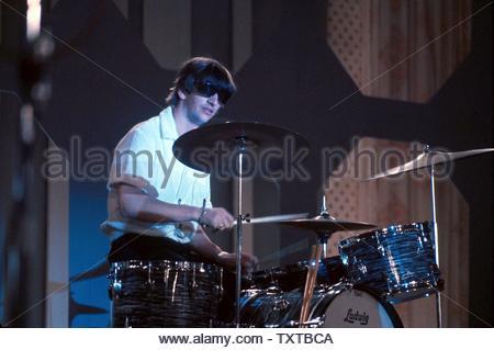 The Beatles, Ringo Starr, INC. Credit: 348611_Globe Photos/MediaPunch - Stock Image