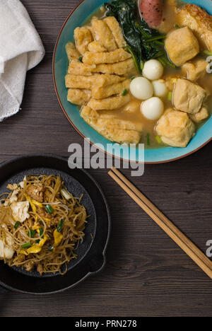 Food Chinese snacks - Stock Image