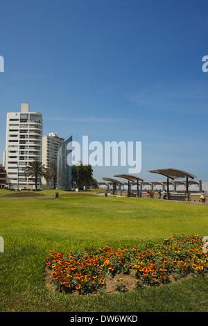 Miraflores, Lima, Peru - Stock Image